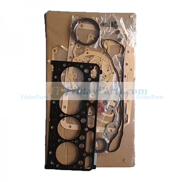 For Kubota V2203 Full Gasket Set 07916-29505 07916-29515