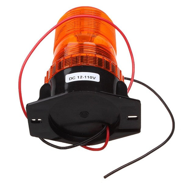 LED Amber Strobe Beacon Light 12-110V 231931GT 66909GT for Genie Scissor Lifts Vertical Mast Lifts GR-12 GS-1530 GS-2032