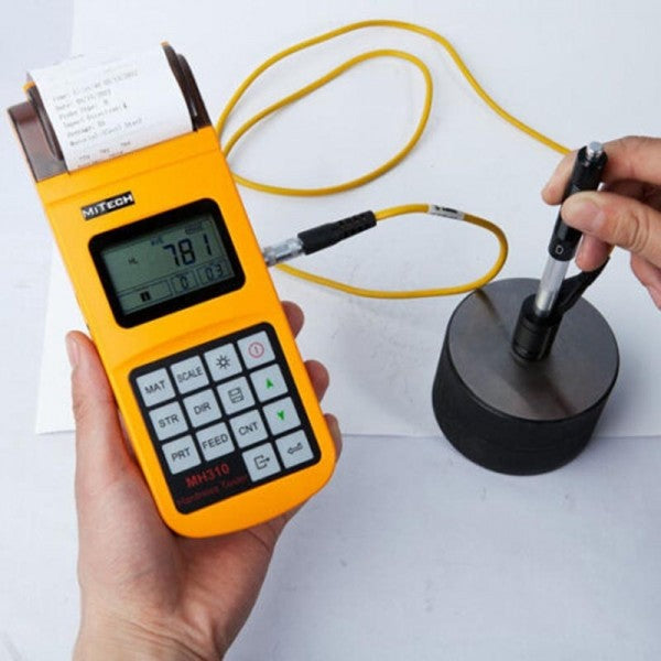 MH310 Portable Leeb Hardness Tester,with Software