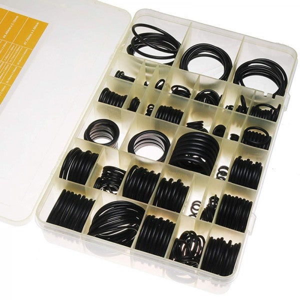 O-Ring Kit 270-1528 2701528 for CAT Caterpillar with 580 Nitrile O Rings in 32 Sizes