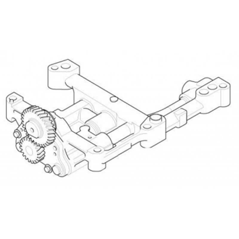 For Perkins 1100 Series Engine Oil Pump 4132f072