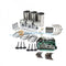 Overhaul Rebuild Kit for Yanmar 3TNA72 3TNA72L 3TNA72UJ Engine Kobelco SK15SR Excavator