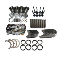 For Hino W04C W04C-T W04CT Engine 4 Cylinder Overhaul Rebuild Kit