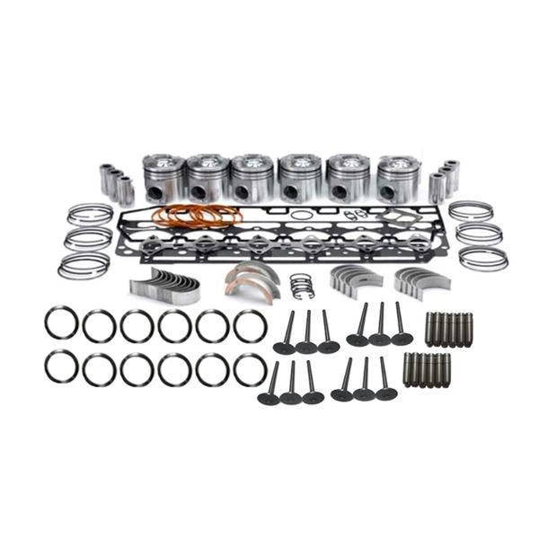 FP Overhaul Rebuild Kit for Mitsubishi S6S Engine Without Cylinder Liners