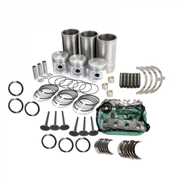 Overhaul Rebuild Kit for Yanmar 3D70E 3TNV70 Engine