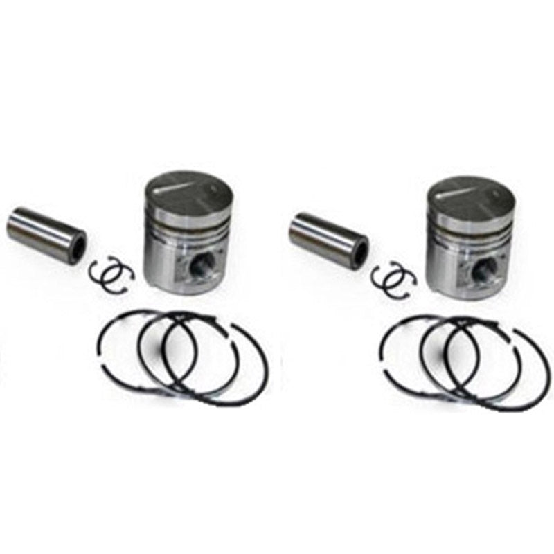 FP Piston & Ring Kit for Thermo King Engine TK2.44 TK244