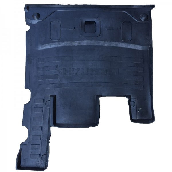 Rubber Cab Floor Mat Foot Gasket for Hyundai Excavator R215-9