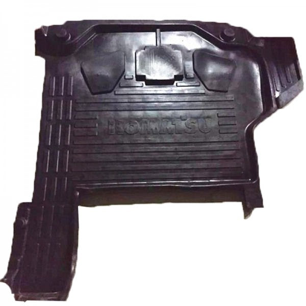 Rubber Cab Floor Mat Foot Gasket for Komatsu PC200-8 Excavator