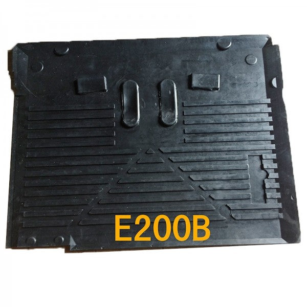 Rubber Floor Mat Foot Gasket for Caterpillar CAT E200B Excavator