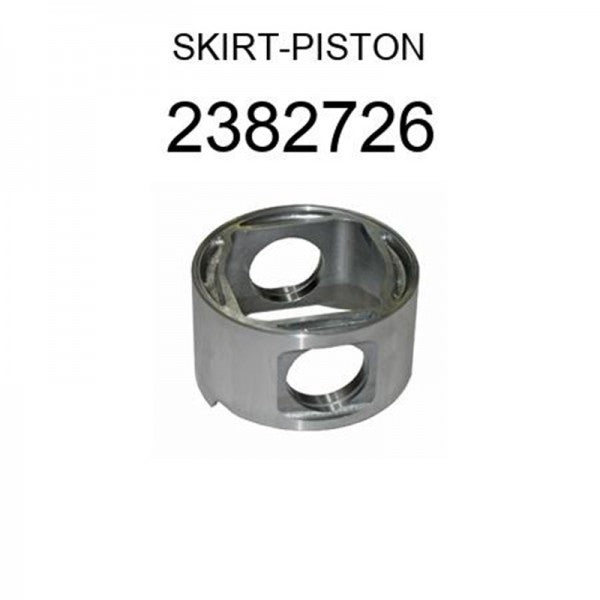 Skirt-Piston 2382726 for Caterpillar CAT 3126 3126B C7 C9 Engine TK371 TK381 Tractor in USA