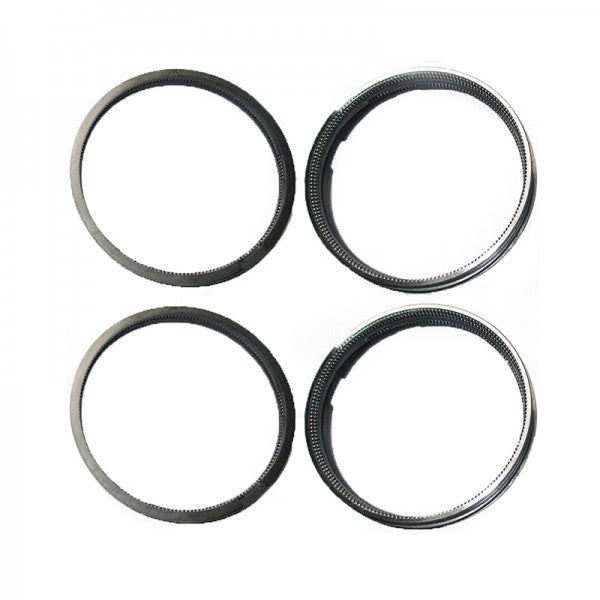 STD Piston Ring 4 Units 1 Set for Perkins 404C-22T Engine