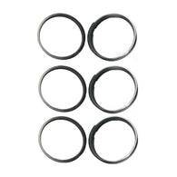 STD Piston Ring 6 Units 1 Set for Komatsu S6D108 S6D108-1 Engine PC300-5 PC300-6 Excavator
