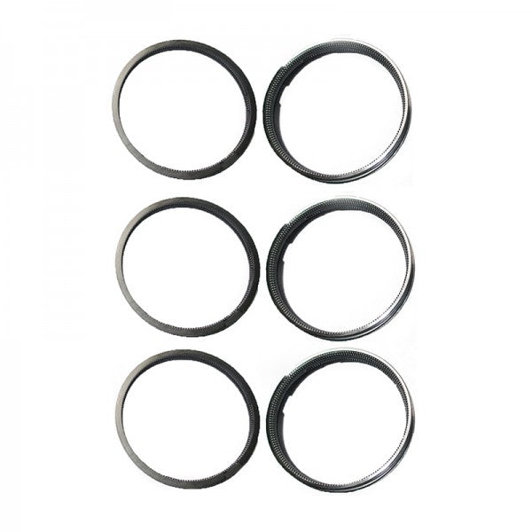 STD Piston Ring 6 Units 1 Set Piston Ring for Kubota S2800 Engine M4950DT Tractor