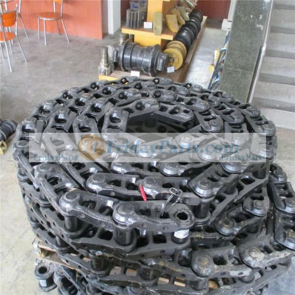For SUMITOMO Excavator SH210 Track Link Chain Assy 49 Section