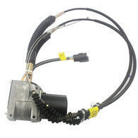 FP Throttle Motor Double Cable for Kato DH820 Excavator