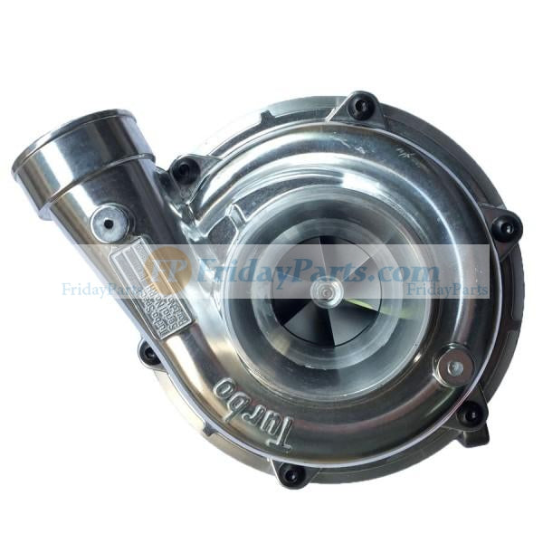 For Sumitomo Excavator SH300-3 SH300-5 Isuzu Engine 6HK1 Turbo RHG6 Turbocharger 114400-4050