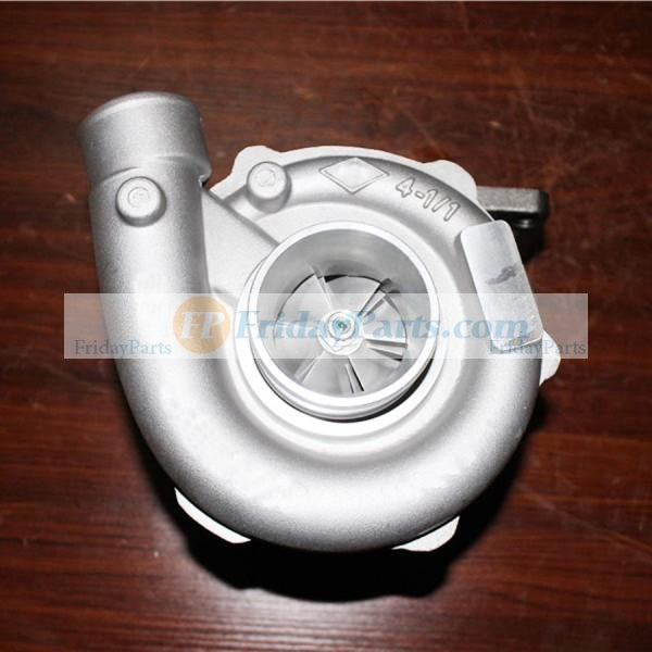 For Doosan Daewoo DX300LCA SOLAR 300LL SOLAR 300LC-V SOLAR 300LC-7A Engine D1146T Turbo T04E55 Turbocharger 65.09100-7082