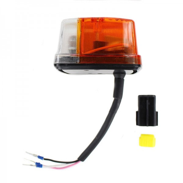 Turn Light 6665727 for Bobcat Skid Steer Loader 873 863 A220 A300 S130 S150 S160 T190 T250 T300