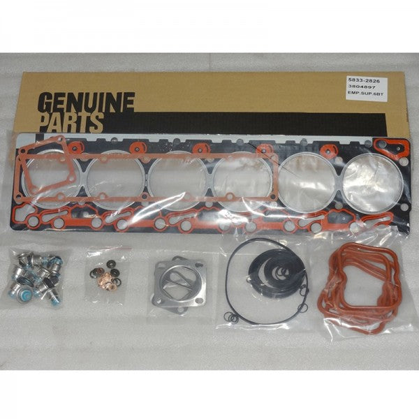 Upper Engine Gasket Set 3804897 for Cummins 6BT 5.9L
