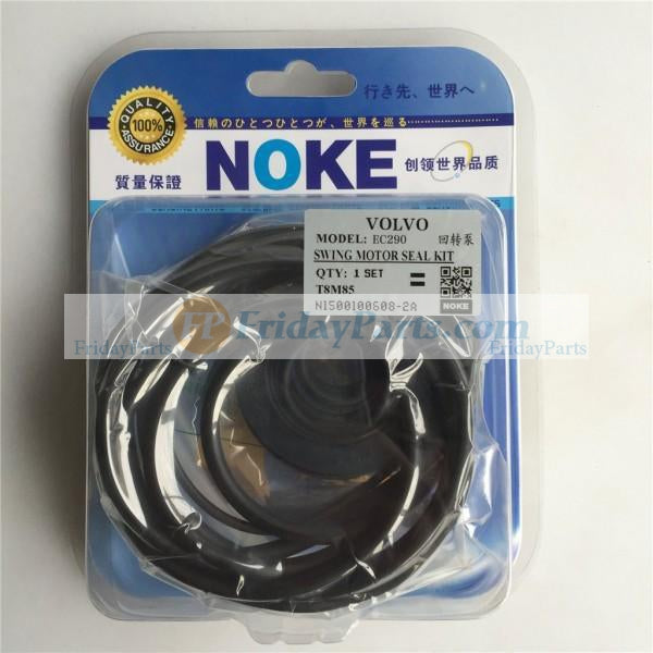 For Volvo Excavator EC290 Swing Motor Seal Kit