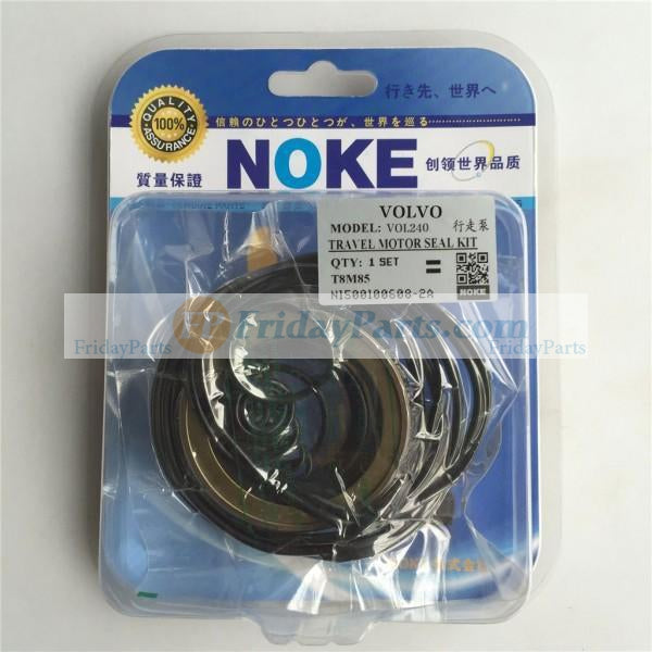 For Volvo EC240 Travel Motor Seal Kit