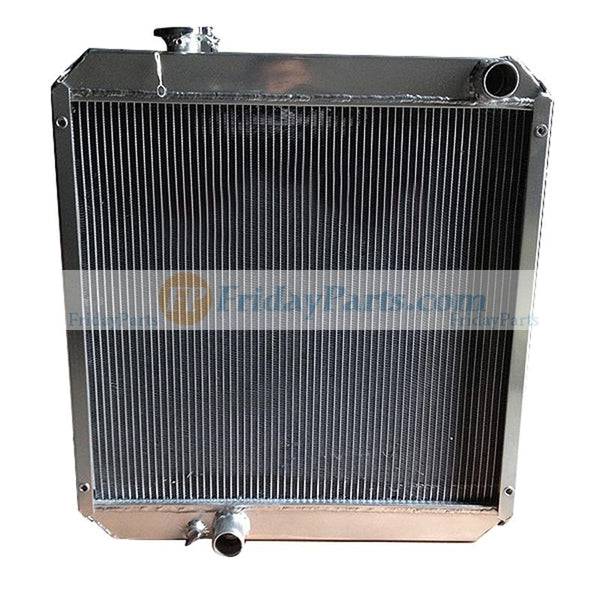 Water tank Radiator Core ASS'Y 203-03-56120 203-03-56360 KOMATSU PC100-5 PC120-5 Engine 4D95L