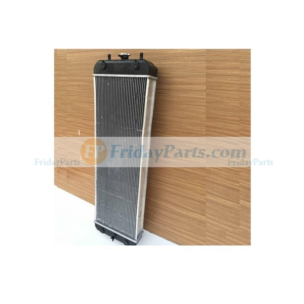 For Hitachi Excavator ZX240-3 ZX270-3 ZX280LC-3 Water Tank Radiator Core ASS'Y 4650355