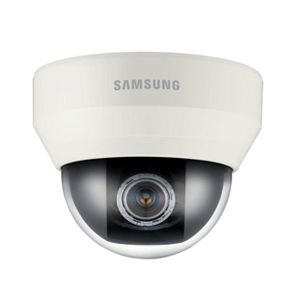 Mini dome Samsung camera met varifocale lens 2.8-10.5mm