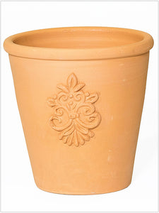 Terracotta Stella Natural Pot