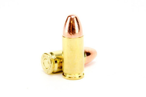 9mm Luger 147 gr RN Subsonic