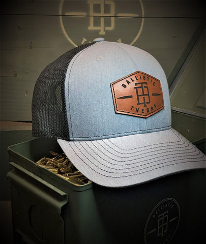 Ballistic Theory Leather Snap Back