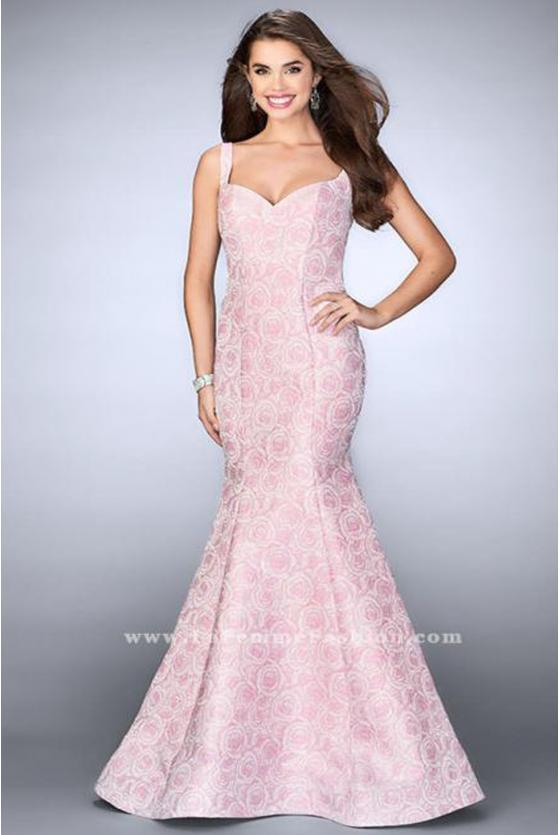 LA FEMME - 24063, ${vendor, 14, 4, evening, express, LAFEMME, mermaid, sale, taffeta