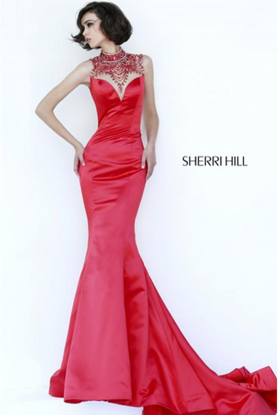 SHERRI HILL - 32124, ${vendor, 12, 8, evening, express, mermaid, sale, SHERRI, taffeta