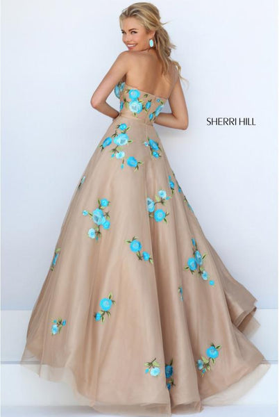 فساتين سهرة-SHERRI HILL-riyadhdress