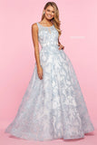 SHERRI HILL - 53545, ${vendor, 12, 2020, aline, evening, express, google, lace, SHERRI, sp