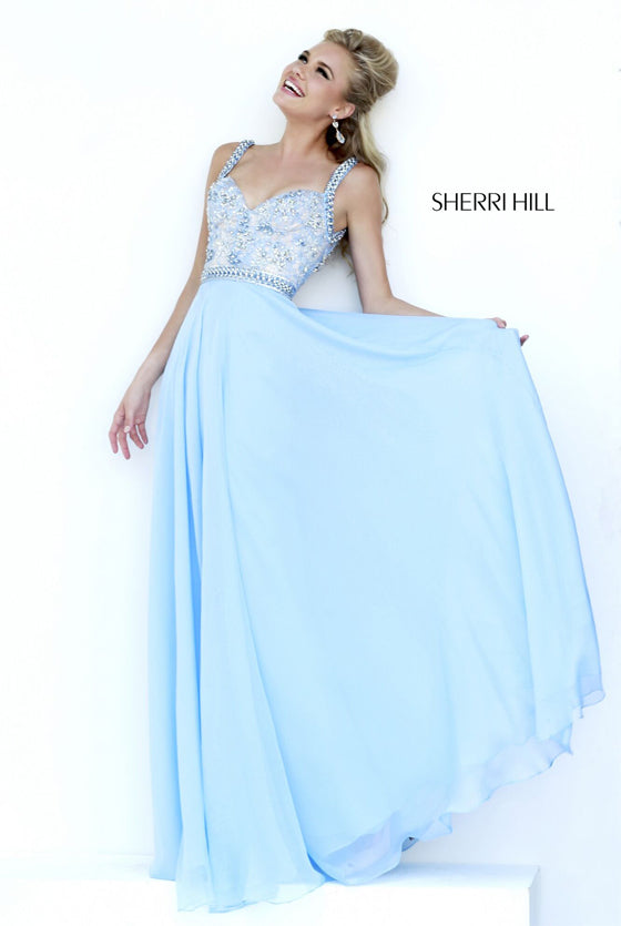 SHERRI HILL - 8552, ${vendor, 12, 4, 6, 8, chiffon, empire, evening, express, sale, SH-O