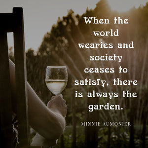Garden Quotes of the Day