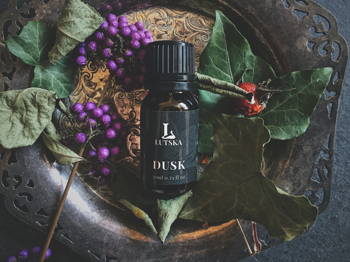 Dusk  - Aromatherapy Essential Oil Blend - Made In Canada