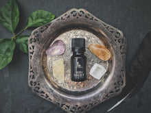 Midnight Essential Oil Blend - Magical essential oil - Made in canada - Lutska botanica