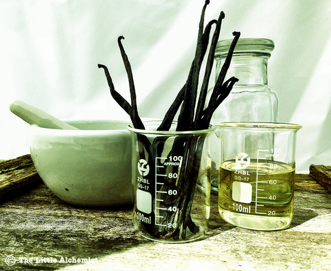 free vanilla body oil recipe diy natural beauty