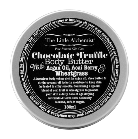 The Little Alchemist Chocolate Truffle Natural Body Butter