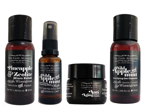 the little alchemist mini purifying kit