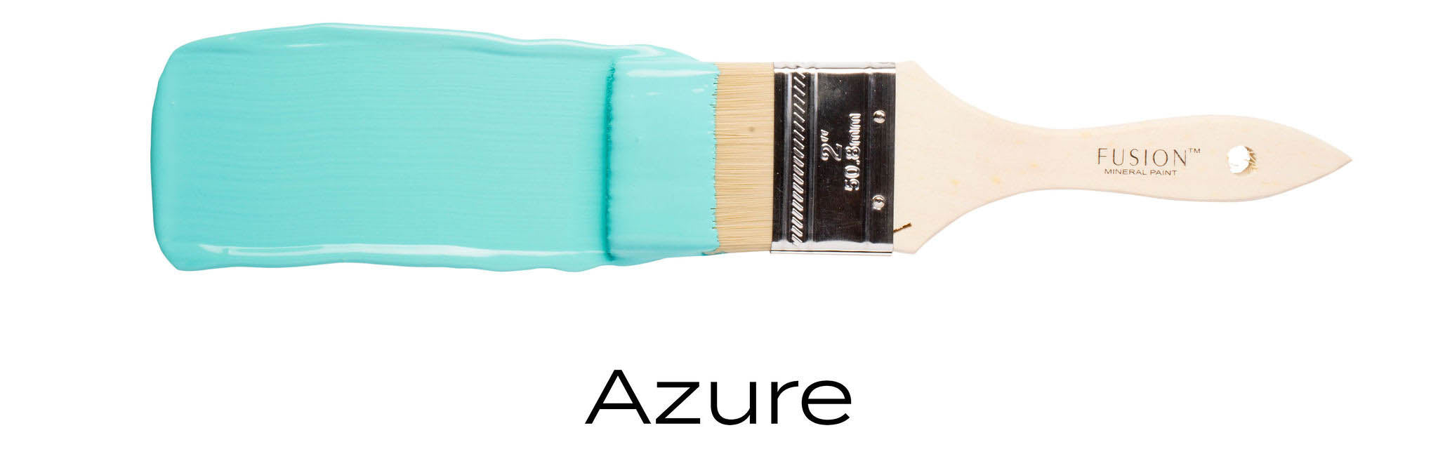 Azure Fusion Mineral Paint Furniture Paint Colour Example, No Prep or top coat needed, UK Stockist