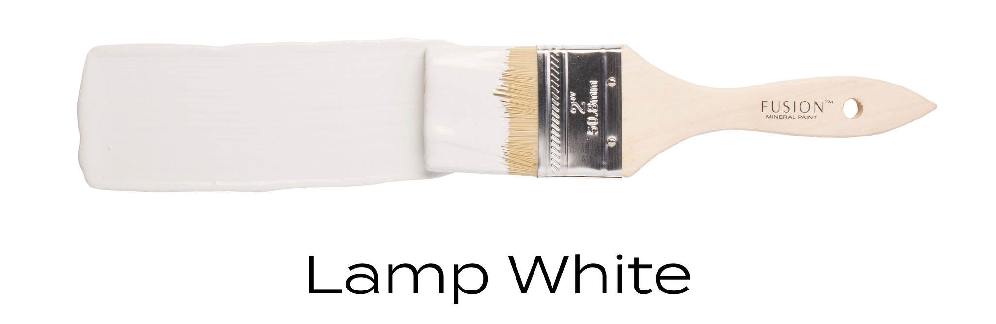 Lamp White Fusion Mineral Paint Furniture Paint Colour Example, No Prep or top coat needed, UK Stockist