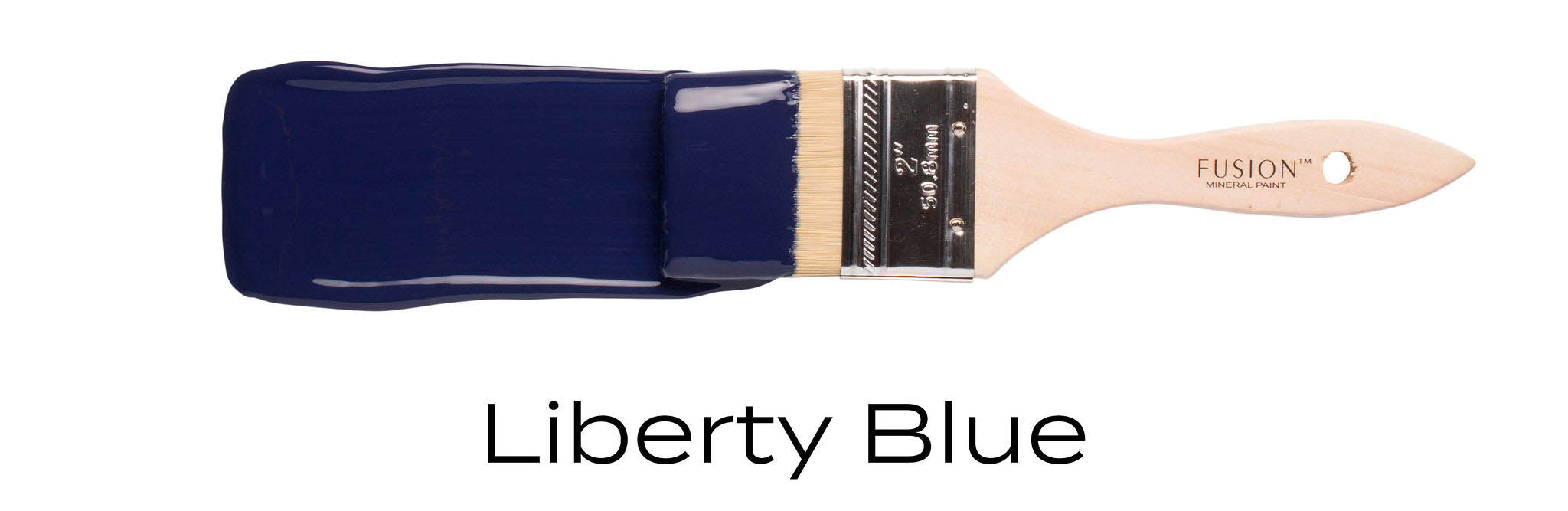 Liberty Blue Fusion Mineral Paint Dark deep blue furniture pain UK supplier stockist