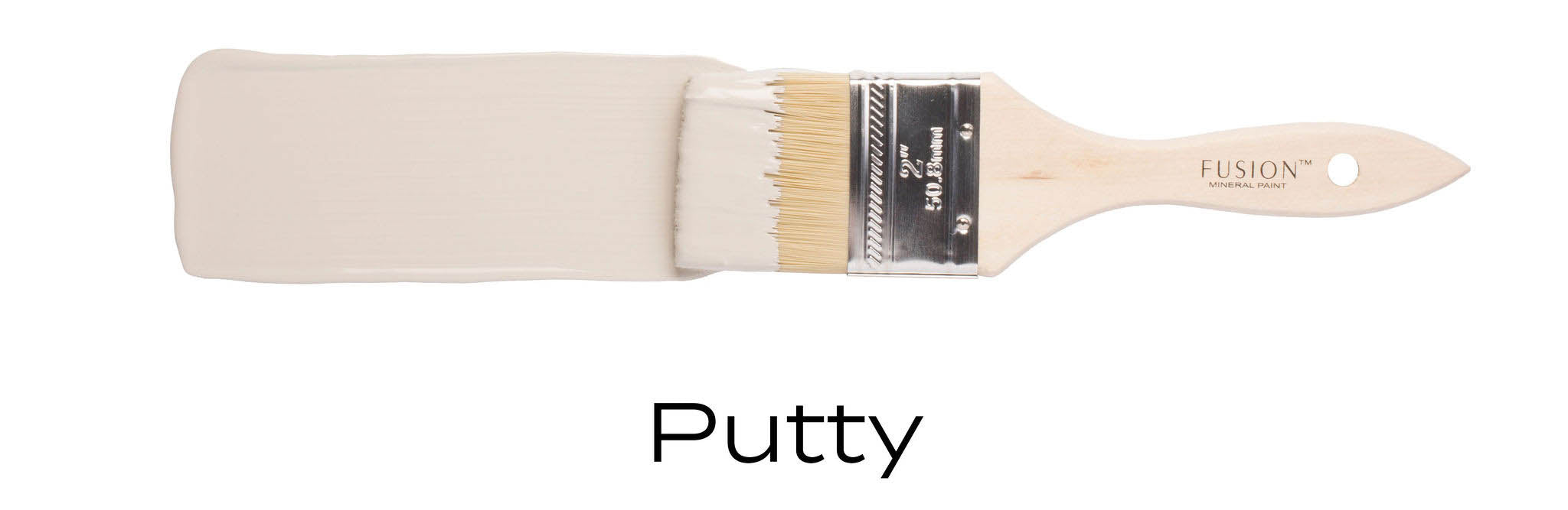 Putty Fusion Mineral Paint Furniture Paint Colour Example, No Prep or top coat needed, UK Stockist