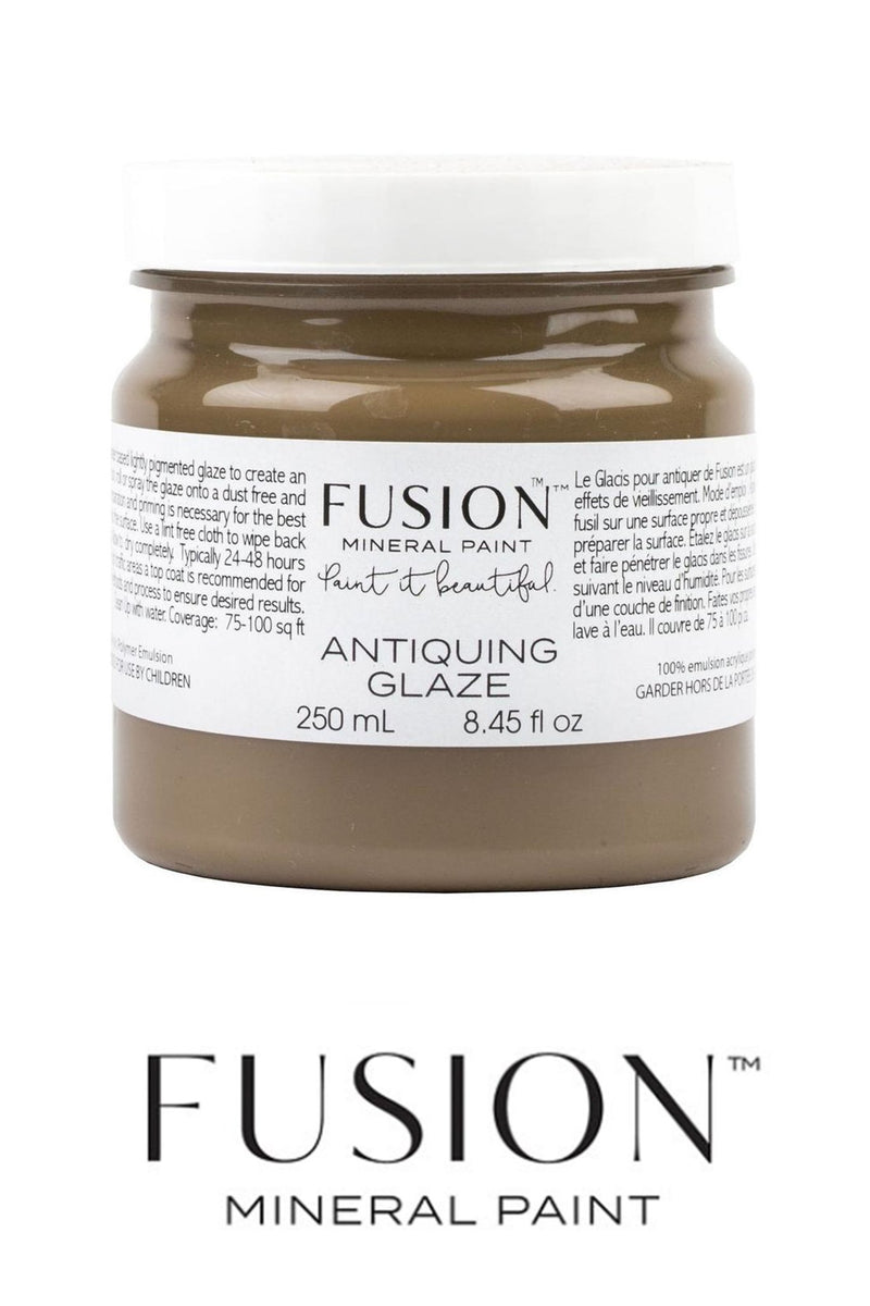 Antiquing Glaze, Fusion Mineral Paint - 250mlFusion™Paint