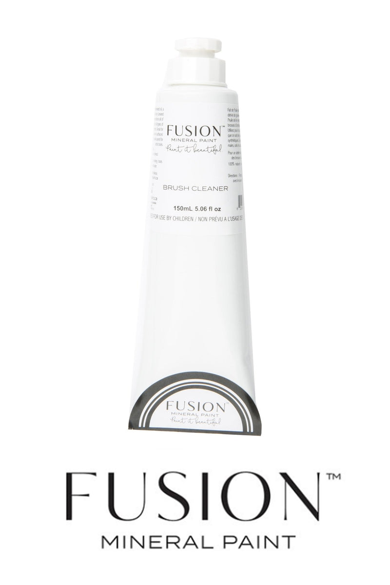 Brush Cleaner, Paint Brush Soap, Fusion Mineral Paint - 150mlFusion™Paint