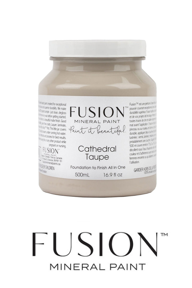 Cathedral Taupe, Fusion Mineral PaintFusion™Paint