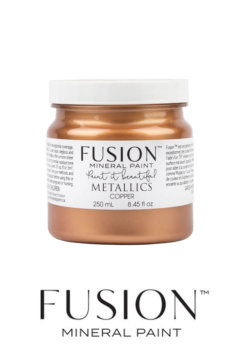 Copper, Metallic Fusion Mineral PaintFusion™Paint
